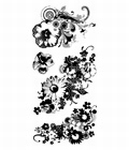 Morphic Flowers    per vel