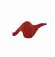 Real Red 3D textielverf Matte    per flesje