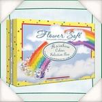 Rainbow pakket flowersoft    per set