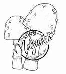 So jolly Fungi    per stuk