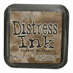 Frayed Burlap distress inkt    per doosje