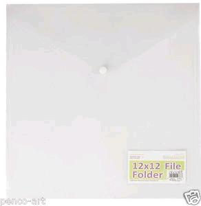12 x 12 Inch File Folder