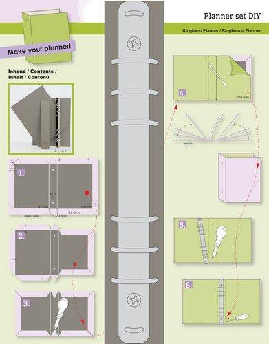 Planner DIY set