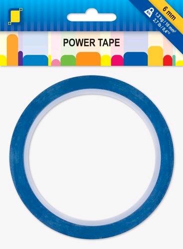 Power Tape  dubbelzijdig tape 6 mm