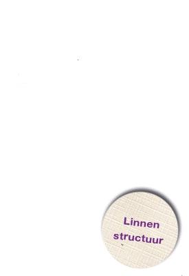 Wit Linnen karton  10 vel