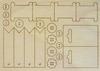 Houten figuurtjes ( 22 stuks )   per set