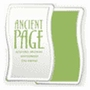 Leaf Green stempelinkt   per stuk