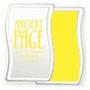 Lemon Peel stempelinkt    per stuk