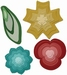 Flower Creations 3    per set