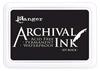 Archival Ink Jet Black   per stuk
