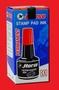 Navulling permanent zwarte inkt   per flesje