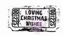 Ticket Loving Christmas Wishes   per stuk