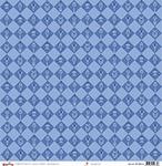 Ruiten blauw   per vel