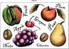 Fruit   per vel