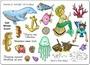 Mermaid and Friends   per vel