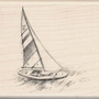 Sailboat   per stuk