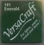 Emerald stempelkussen   per stuk