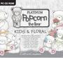 Popcorn the Bear Platinum Kids & Floral