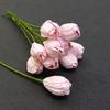 Tulips Pink   setje van 5