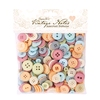 Vintage Notes assorted buttons  per zak