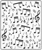 Musical Notes   per stuk