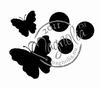 Black Dots and Butterflies