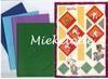 Geitjes set kaarten, enveloppen en knipvellen