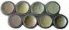 Pearls waterpaints met mica deeltjes