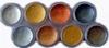 Metallic's waterpaints met mica deeltjes   per set