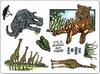 Big Game Animals   per vel