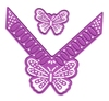 vlinder + vlinderhoek