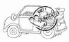 Tilda's Summer Car   per stuk