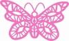 Oriental Butterfly   per stuk