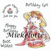 Birthday Girl   per vel