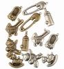 Bedeltjes baby 6x Antique brass & 6x Silver   per setje