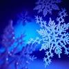 Winter Sneeuwkristal   per vel