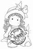 Tilda and her Bunny mini