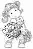 Tilda with Butterfly Dress mini