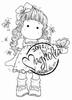 Tilda with Hawaii Flower mini