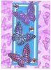 Voorbeeldkaart Vlinders   Niet te koop