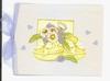 Voorbeeldkaart Baby 1-2-3D   Niet te koop