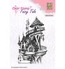 Fairy summer castle