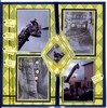 Voorbeeld Scrappagina Stoer 21x21cm