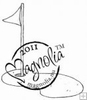 Golf Flag   per stuk
