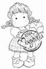 Tilda with Heart mini