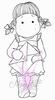 Tilda with Letter mini