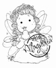 Fairy Tale Tilda mini   per stuk