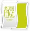 Lime stempelinkt   per stuk