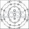 Decorations Circles    per stuk