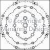 Decorations Circles   per stuk